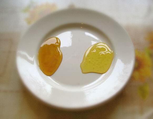 экспресс-метод проверки мёда