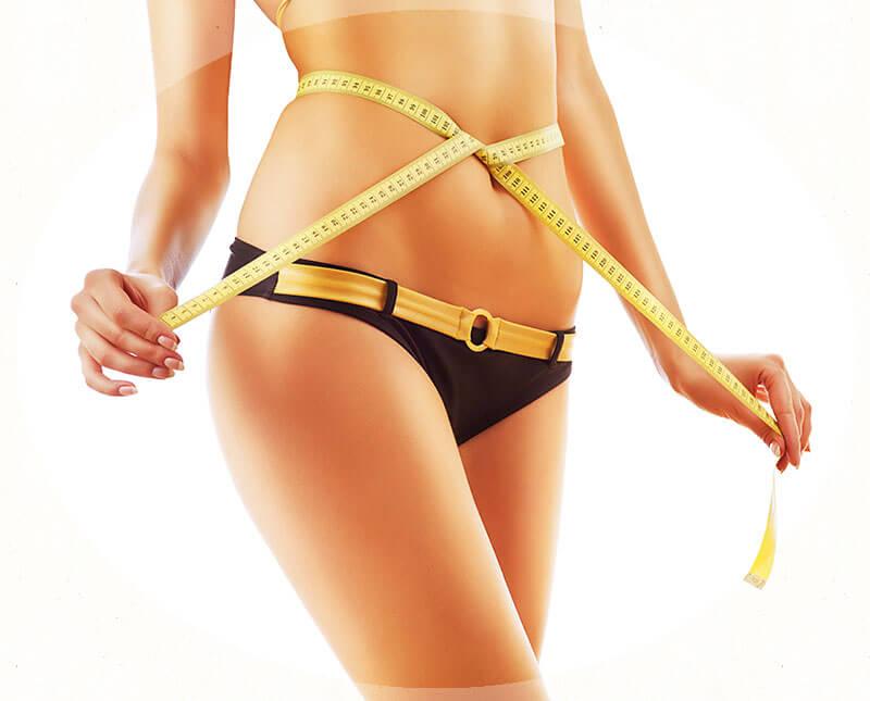 как похудеть в зоне живота